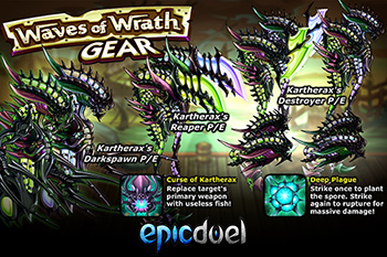 Waves of Wrath Gear