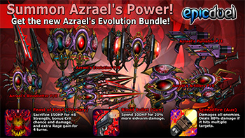 Azrael's Evolution