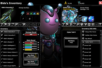 EpicDuel_Browser_PVP_MMO_Bido_artist_Shop_inventory