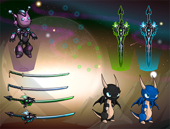 EpicDuel_Browser_PVP_MMO_Bido_artist_shop_home_items