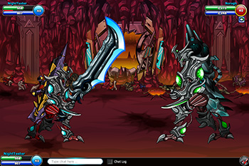 EpicDuel_PvP_Browser_MMO_artist_shop_theon_noragh_battle