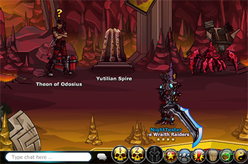 EpicDuel_PvP_Browser_MMO_artist_shop_theon_npc_location
