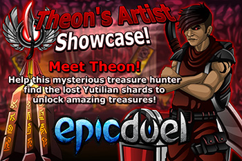 EpicDuel_PvP_Browser_MMO_news_artist_shop_theon