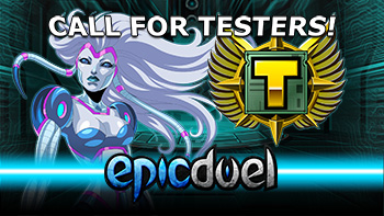Testers Wanted!