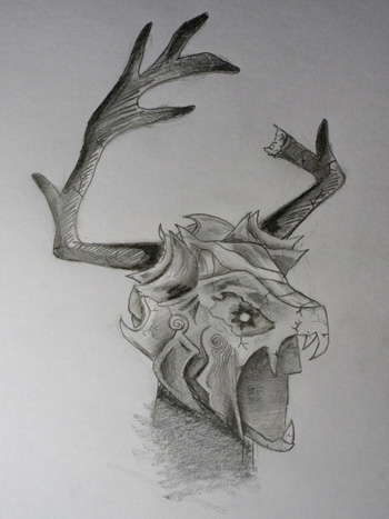 Demon Reindeer