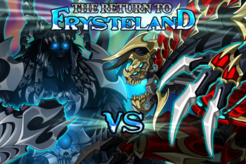 The Final Battle for Frysteland