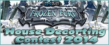 EpicDuel PvP MMO Winter Contest