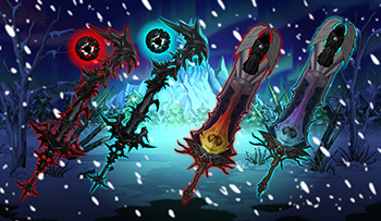 epicduel-pvp-mmo-browser-apocalpyse-new-year-weapons-2015