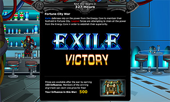 Exile Victory