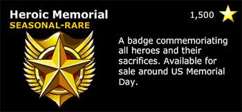 Heroic Memorial