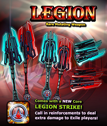 Legion Battlegear