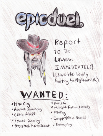 EpicDuel's Ten Most Wanted List