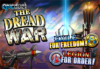 The Dread War is imminent!