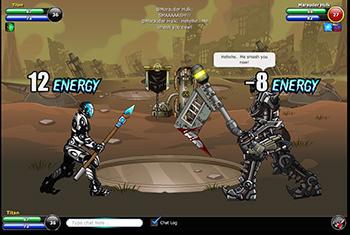 Energy Parasite