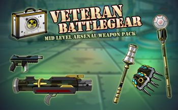 Veteran Battlegear