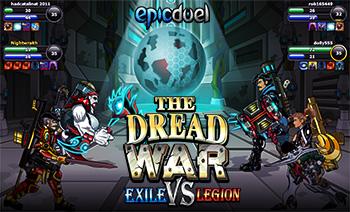 The Dread War Continues
