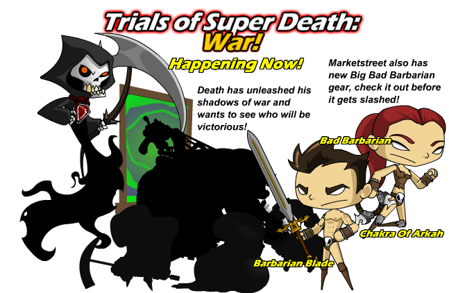 super death war