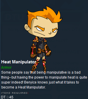 heat manipulator